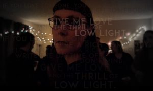 "Listen to ""Low Light"" - the new single from Hillsburn"