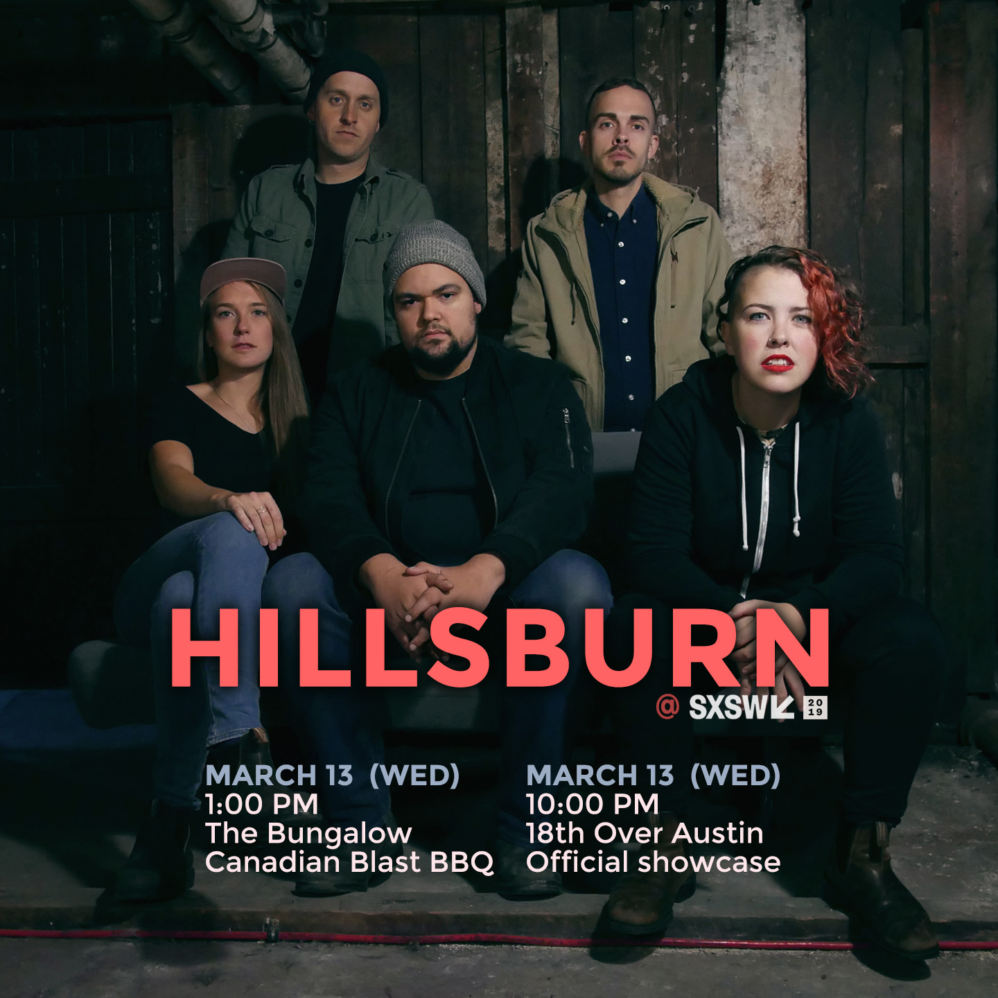 Hillsburn at SXSW 2019