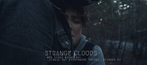 Strange Clouds out October 27